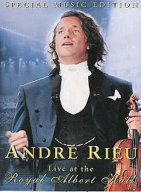 Cover André Rieu - Live At The Royal Albert Hall [DVD]